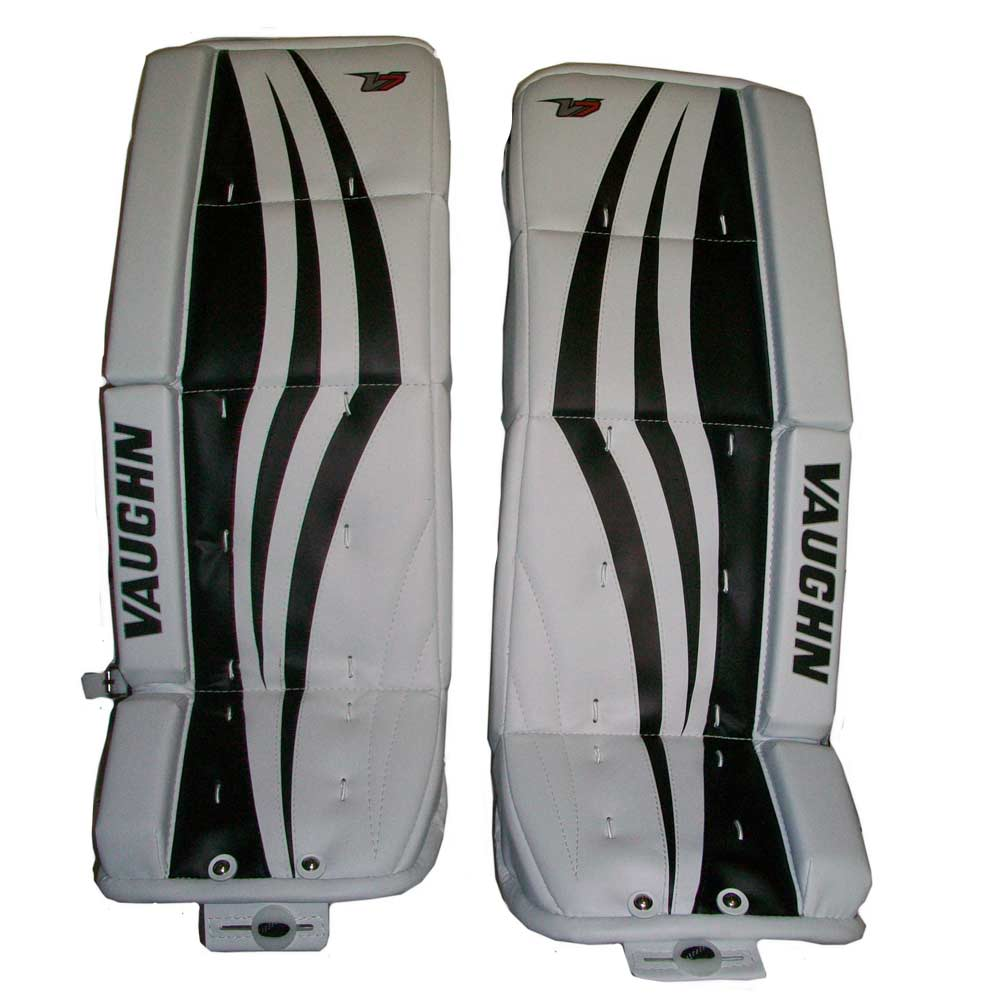 vaughn velocity v7 xr pro goalie leg pads junior