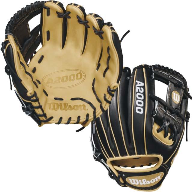 Wilson A2000 1786 Infield Baseball Glove 115