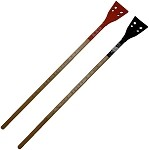 Acacia Elite Pro Wood Broomball Stick