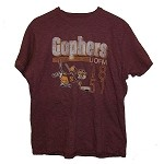 47 Brand Minnesota Golden Gophers T-Shirt