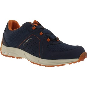 Rocky Road Mens ZeroTie Shoe - Navy/Orange