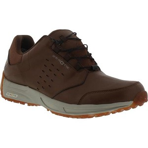 Rocky River Mens ZeroTie Shoe - Brown
