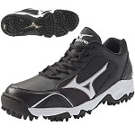 Mizuno 9 Spike Erupt 2 - Black/White