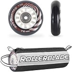 Rollerblade Wheel Kit 72mm/80A - 8 pack
