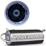 Rollerblade Wheel Kit 80mm/82A - 8 pack