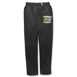 Fridley Basketball Brush Tricot Pant
