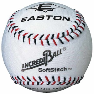 "Easton 9"" SoftStitch Training Baseball"