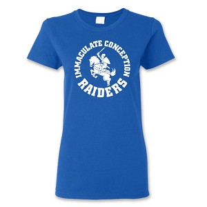 Immaculate Conception 100% Cotton T-Shirt Ladies