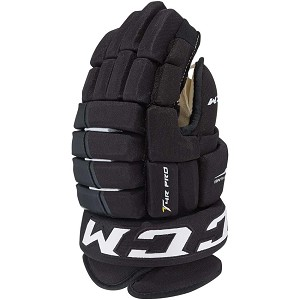 CCM Tacks 4-Roll Pro Hockey Glove Senior