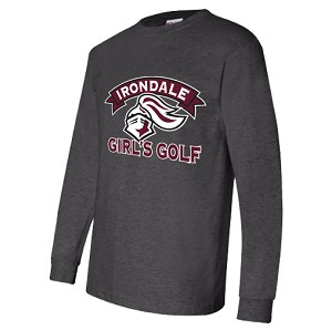 Irondale Girls Golf Bayside Long Sleeve Tee