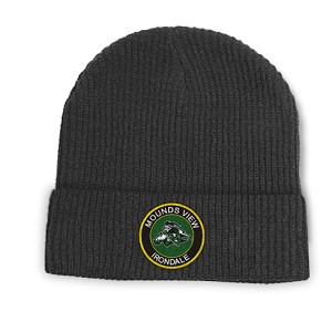 Mounds View - Irondale Rollover Stocking Cap