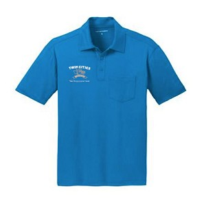 River Rats Performance Polo