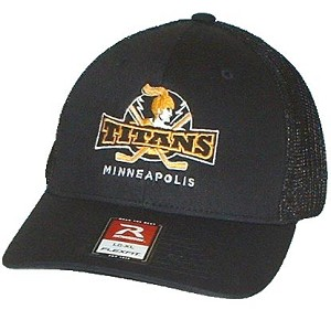Titans Hockey Mesh Back Cap