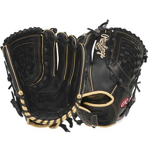 Rawlings RSO125BCCF Shut Out Fastpitch Softball Glove 12.5""