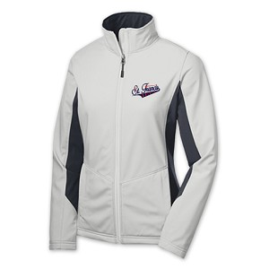 St. Francis Hockey Ladies Soft Shell Jacket