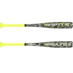 Rawlings Raptor USA T-Ball Bat -12 (2018)