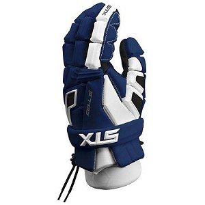 STX Cell III Lacrosse Glove - Navy/White