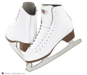 Riedell Blue Ribbon 121 Ladies Figure Skate