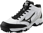 Mizuno 9 Spike Blast 3 - White/Black