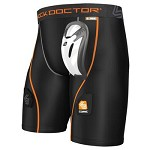 Shock Doctor Core Compression Hockey Short Boys