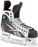 Reebok 7K White Pump Hockey Skate Jr.