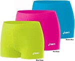 Asics Low Cut Spandex Short 2.5