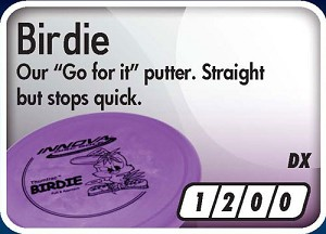 Innova Birdie Putt & Approach Golf Disc