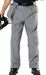 Cliff Keen Umpire Plate/Combo Pant - Heather Grey