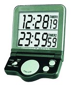 Robic Dual Display Countdown Game Timer