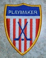 Pro Guard Playmaker Hockey Patch