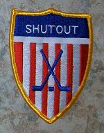 Pro Guard Shut Out Hockey Patch