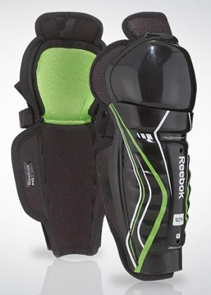 Reebok 12K Hockey Shin Guards Junior