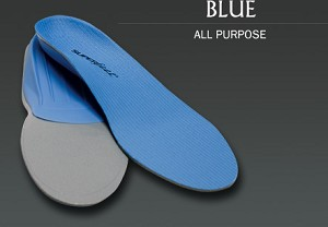 Superfeet Insoles All Purpose - Blue