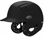 Rawlings Coolflo XV1 Matte Batting Helmet Senior