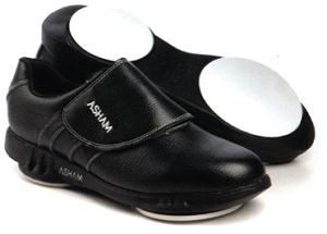 Asham Competitor Men's Curling Shoe