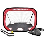 Warrior Mini Pop-up Hockey Goal Set