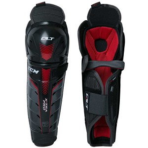 CCM QLT X-tra Pro Shin Guards Junior