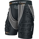 Shock Doctor Shockskin 5-pad Short