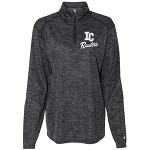 Immaculate Conception Tonal Blend Lightweight 1/4 Zip Ladies