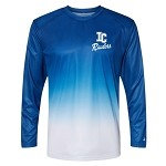 Immaculate Conception Ombre Long Sleeve Shirt Adult & Youth *NEW*
