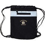 Andover Hockey Lace Cinch Bag