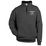 River Rats 1/4 Zip Fleece Pullover