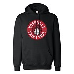 Roseville/St. Paul Hockey Cotton (60/40) Hoodie Adult/Unisex & Youth