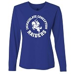 Immaculate Conception Performance Long Sleeve Tee Ladies