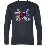CPCR Girls Hockey Performance Long Sleeve T-shirt Adult & Youth