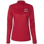 Coon Rapids Hockey Tonal Blend Lightweight 1/4 Zip Ladies