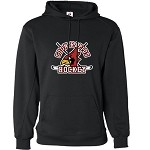 Coon Rapids Hockey Performance  Hoodie Adult & Youth
