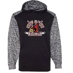 Coon Rapids Hockey Performance Blended Hood Adult & Youth