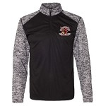 Coon Rapids Hockey Blend Lightweight 1/4 Zip Adult