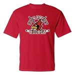 Coon Rapids Hockey Performance T-Shirt Adult & Youth